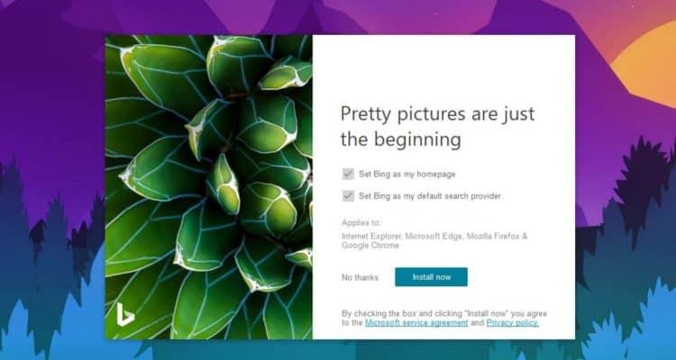 Microsoft ra mắt ứng dụng Bing Wallpaper, tập hợp những hình nền độc đáo